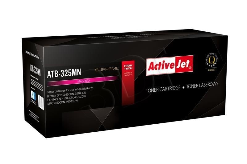 ActiveJet Toner ActiveJet ATB-325MN | Magenta | 3500 pp | Brother TN-325M