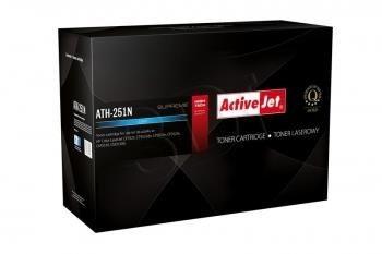 ActiveJet Toner ActiveJet ATH-251N | Cyan | 7000 pp | HP CE251A (504A), Canon CRG-723C