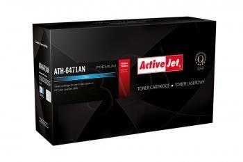 ActiveJet Toner ActiveJet ATH-6471AN | Cyan | 4000 pp | HP Q6471A (502A), Canon CRG-717