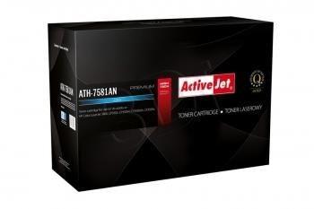 ActiveJet Toner ActiveJet ATH-7581AN | Cyan | 6000 pp | HP Q7581A (503A), Canon CRG-711