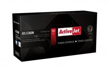 ActiveJet Toner ActiveJet ATL-E360N | Czarny | 9000 pp | Lexmark E360H11E