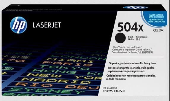 HP Toner HP black dualpack | 10500str | ColorSphere | Color LaserJet CP3520