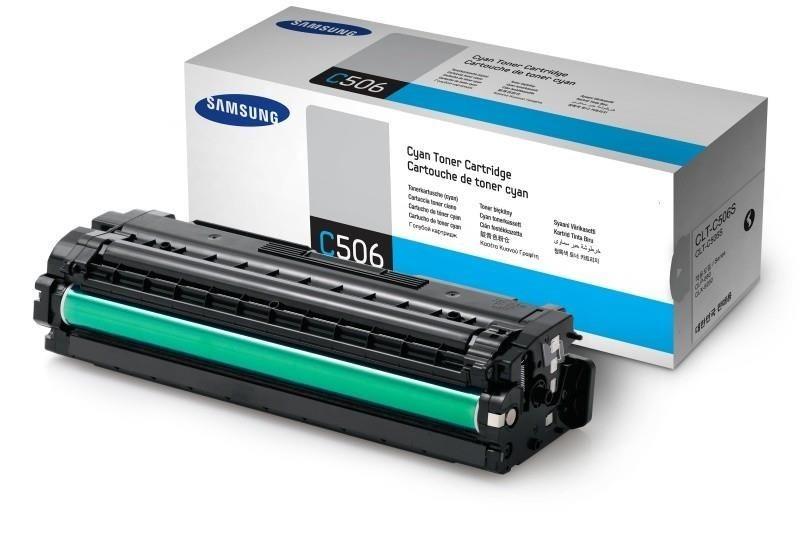 Samsung Toner cyan CLT-C506S | 1 500str | CLP-680ND/CLX-6260