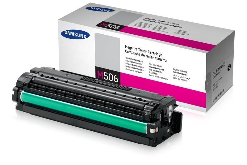 Samsung Toner magenta CLT-M506S | 1 500str | CLP-680ND/CLX-6260