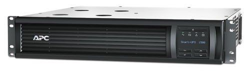 APC Smart-UPS 1500VA LCD RM 2U 120V