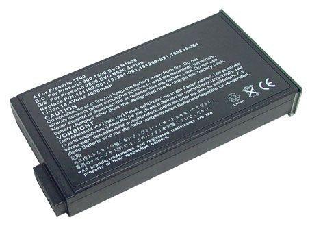 Bateria do Compaq PRESARIO 1700 (4400mAh, Li-Ion, 14,4V)
