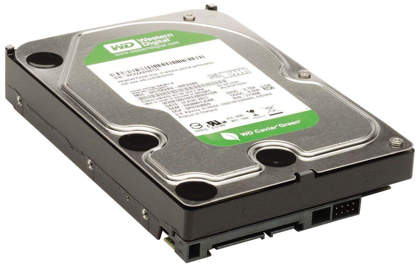 Western Digital DYSK TWARDY 2TB WD20EZRX, SATA III 64MB Cache /WD
