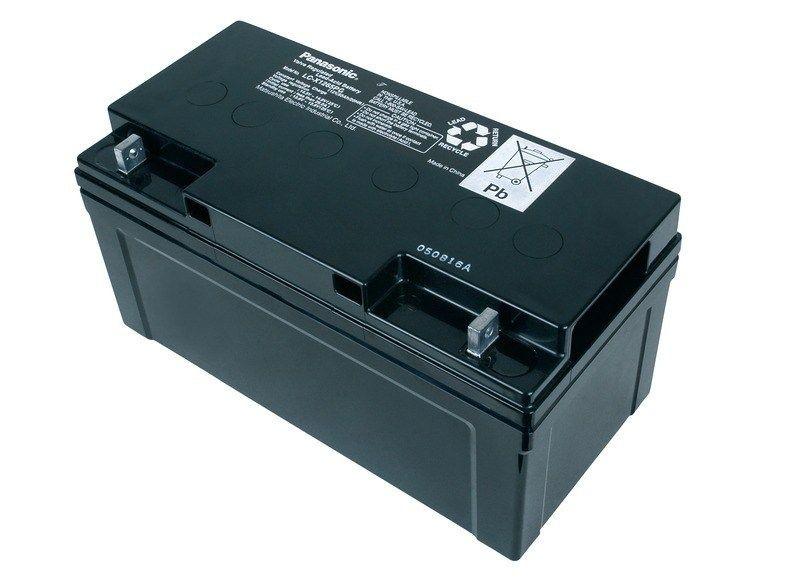 Bateria Panasonic LC-X1265PG (12V/65Ah - M6)