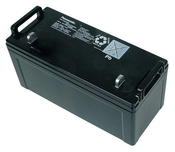 Bateria Panasonic LC-XB12100P (12V/100Ah - M8)