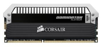 Corsair Dominator Platinum 4x8GB 1866MHz DDR3 DIMM CL10 XMP 1.5V