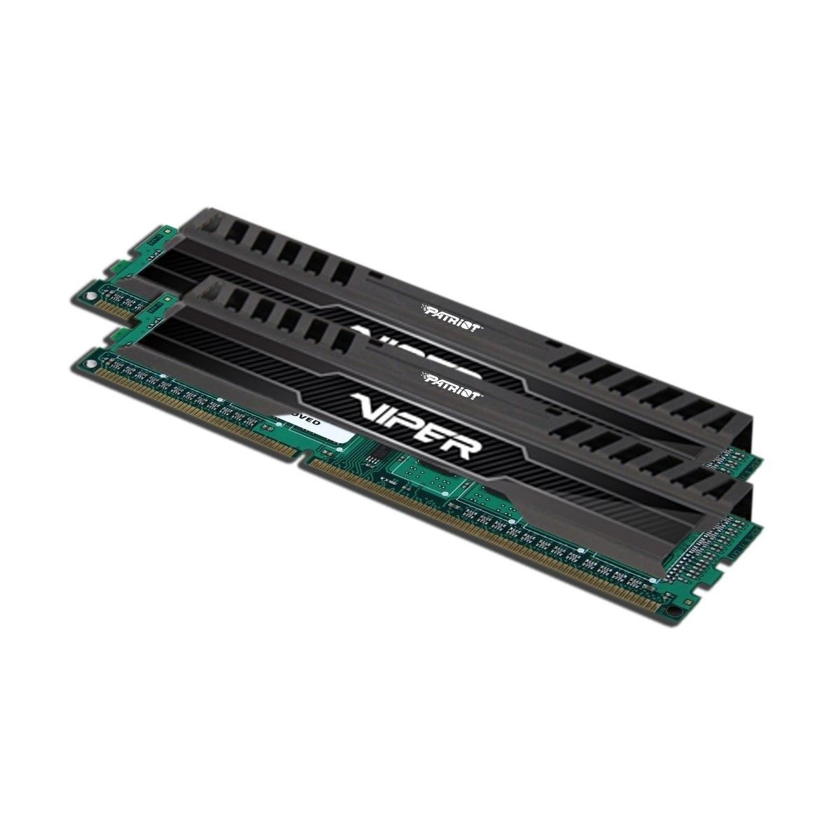 Patriot ViperX 3RD 2x8GB DDR3 1600MHz CL10 1.5V, XMP 1.3 Dual Channel