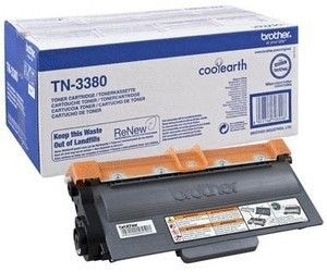 Brother Toner TN3380 black | 8000str | HL5440D / 5450DN / 5470DW / 6180DW
