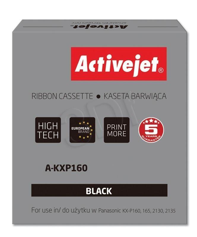 ActiveJet Kaseta barwiąca A-KXP160 (do drukarki Panasonic zamiennik KXP160 czarny)