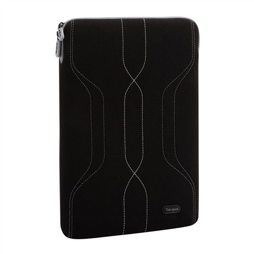 Targus Pulse Laptop Sleeve (etui, 10-12.1'', Black/Grey)