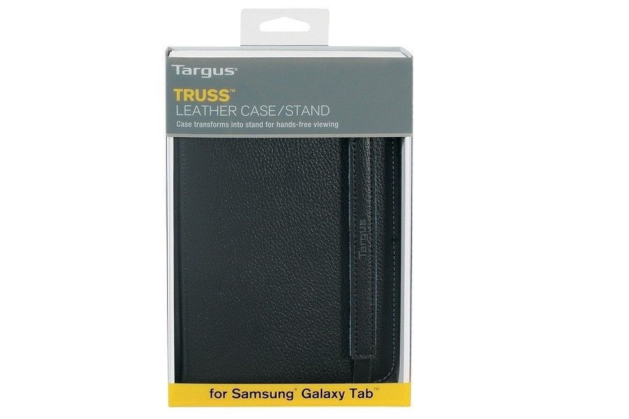 Targus Truss Case for Samsung Galaxy Tab (futerał/stand do Galaxy Tab, czarny)