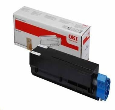 OKI Toner black | 2500str | B401/MB441/451