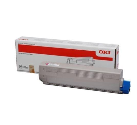 OKI Toner magenta | 10 000str| C831/841
