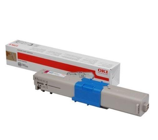 OKI Toner magenta | 1500str | C301/321/MC342/MC332