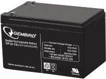 Gembird akumulator uniwersalny 12V/12Ah