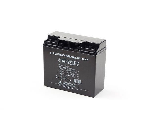 Gembird Energenie żelowy uniwersalny akumulator wymienny 12V/17AH