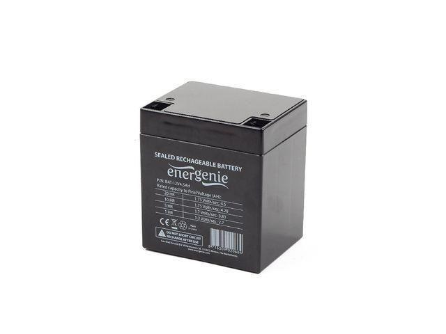 Gembird Energenie żelowy uniwersalny akumulator wymienny 12V/4.5AH
