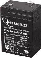 Gembird akumulator uniwersalny 6V/4.5Ah