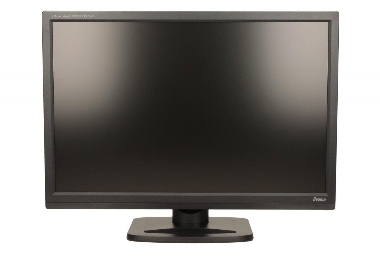 iiyama Monitor E2280WSD-B1 22inch, TN, Full HD, DVI, głośniki