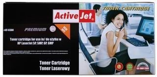 ActiveJet Toner ActiveJet ATH-03AN | Black | 4600 str. | HP C3903A