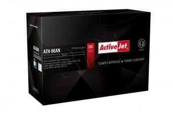 ActiveJet Toner ActiveJet ATH-96AN | Black | 6000 str. | Refill + new OPC | HP C4096A