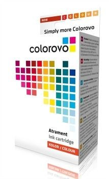 Colorovo tusz 901-CL (Color, 21ml, HP 901, CC656AE, ref.)