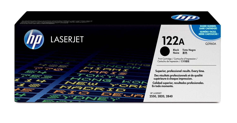 HP Toner HP black | 5000str | CLJ2550/2820aio/2840aio