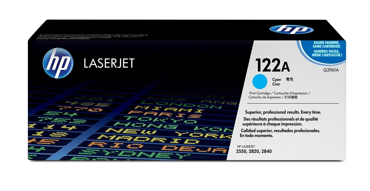 HP toner Cyan Color LaserJet 2550 (4000 str)