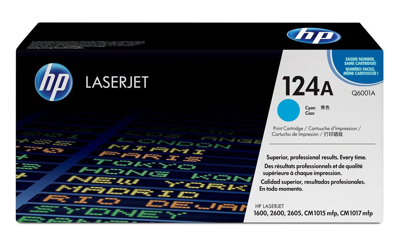 HP Toner HP cyan | 2000str | LaserJet2600Printerseries