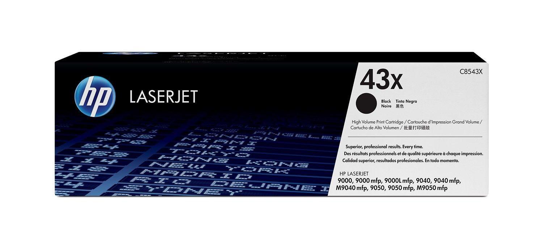 HP toner czarny LaserJet 9000/9000mfp (30000 str)