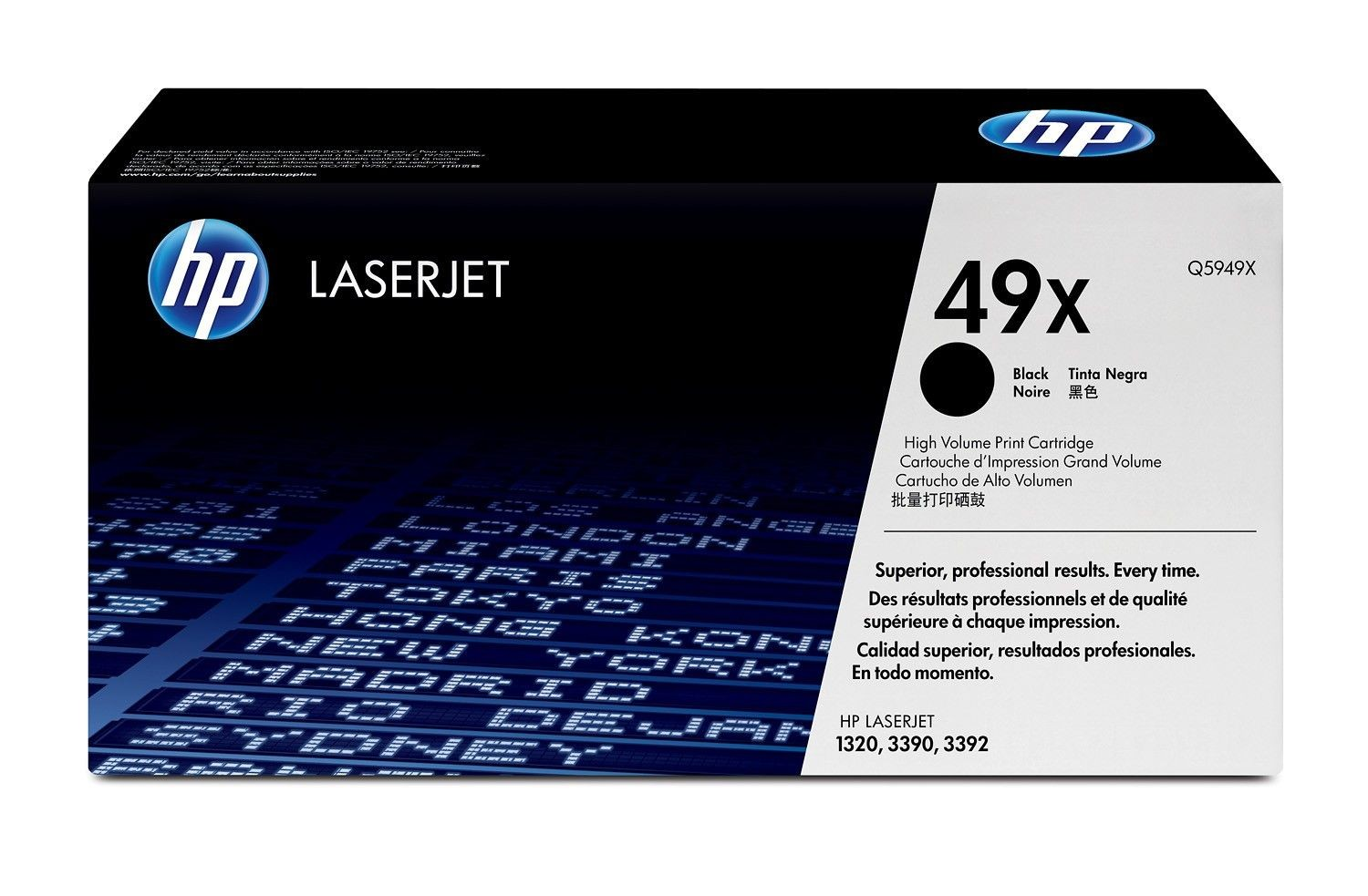 HP Toner HP black | 6000str | LaserJet1320