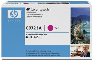 HP toner Magenta Color LaserJet 4600