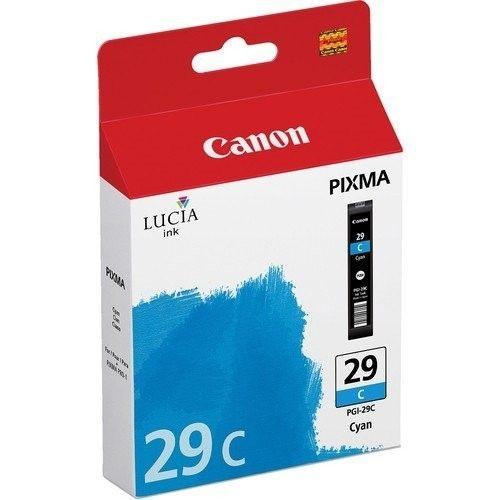 Canon Tusz PGI29 Cyan | Pixma PRO-1