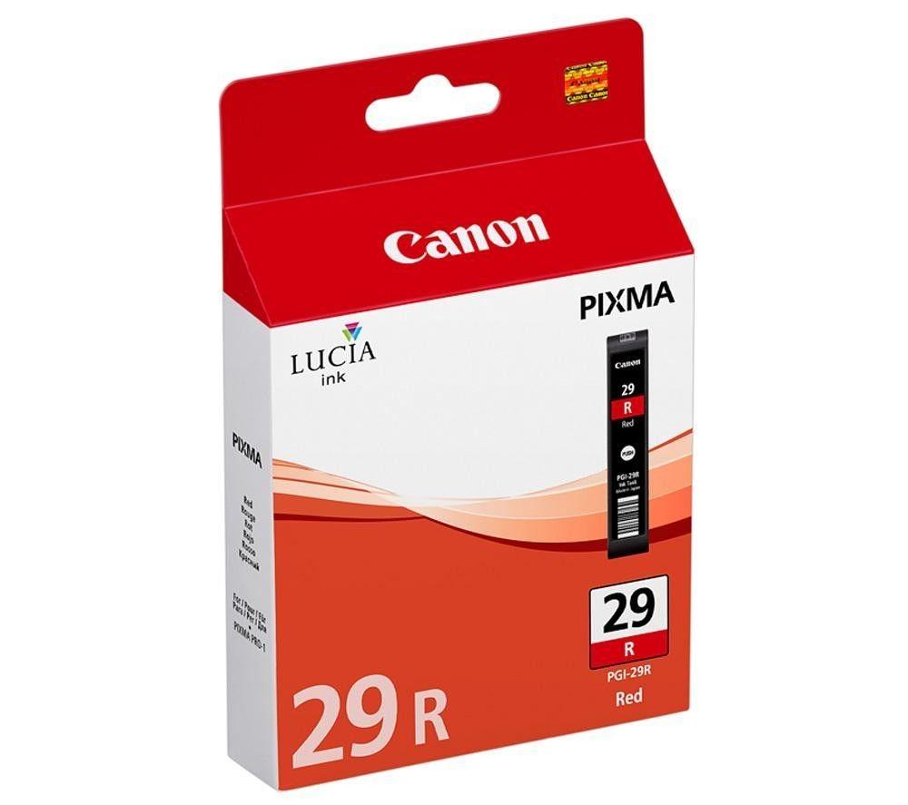 Canon Tusz PGI29 Red | Pixma PRO-1