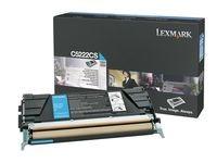 Lexmark toner cyan (3000str, C522n / C524 / C530dn / C532 / C534)