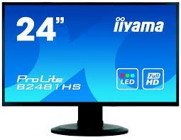 iiyama MONITOR 24 B2481HS-B1