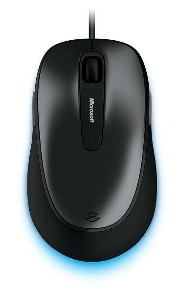 Microsoft Comfort Mouse 4500 Black 4FD-00023