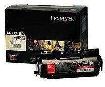 Lexmark toner czarny T640, T642, T644 (21000 str)