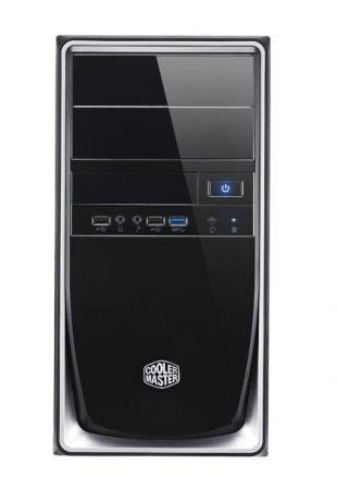 Cooler Master obudowa komputerowa Elite 344 mATX srebrna ( bez zasilacza )