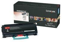 Lexmark toner czarny Optra T61x (25000 str)