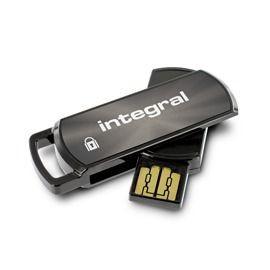 Integral pamięć USB 360SECURE 8GB - Szyfrowanie Software AES 256BIT