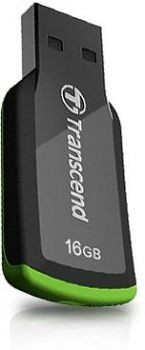Transcend Jetflash 360 16GB Black