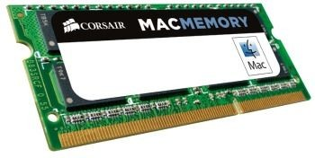 Corsair 2x8GB 1600MHz DDR3 CL11 SODIMM Apple Qualified, Mac Memory