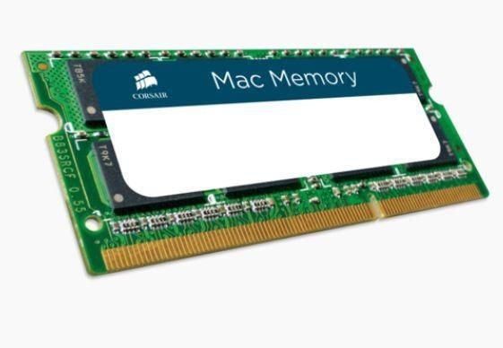 Corsair SODIMM DDR3 8GB 1600MHz CL11 Unbuffered Apple Qualified