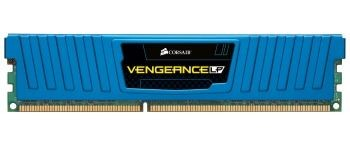 Corsair Vengeance LP 8GB DDR3 1600MHz CL10 1.5V, Niebieska