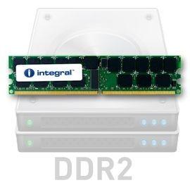 Integral DDR2 2GB 667MHz ECC CL5 R1 Registered 1.8V